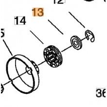Rondella Circolare Campana Frizione  Motosega 600 Shindaiwa