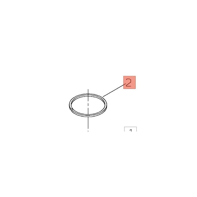 Segmento Pistone Decespugliatore T220EC1/22t/22dh  Shindaiwa