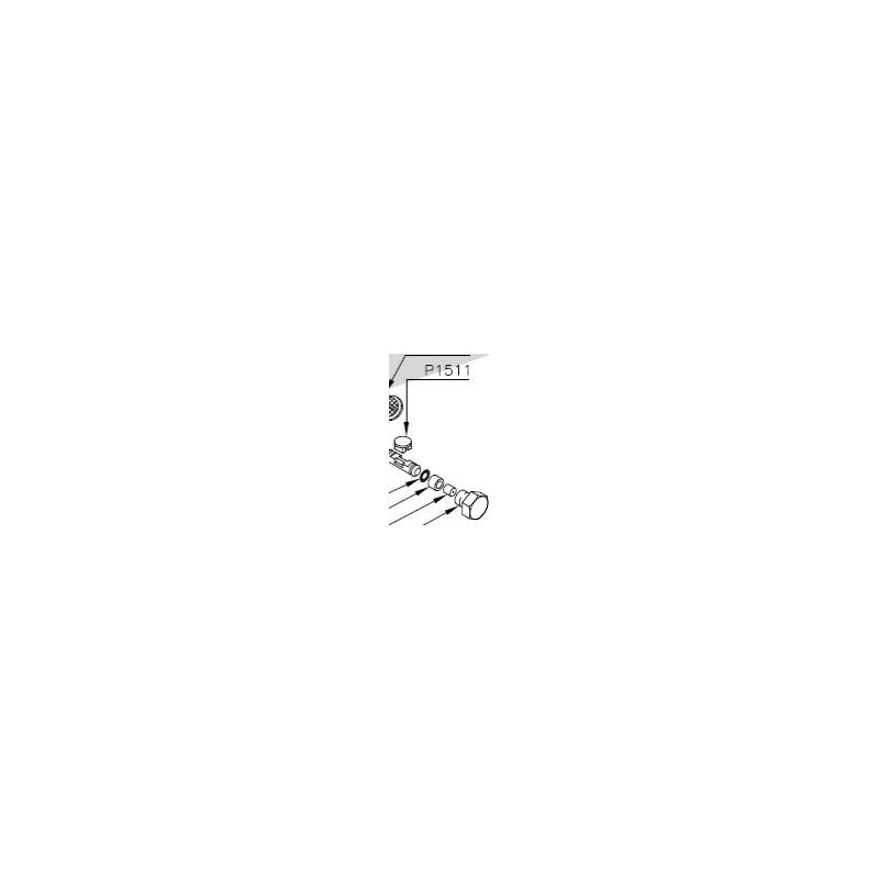 Pastiglia x Pistoncino di Scambio  Abbacchiatore Lisam Mg/flashpiker