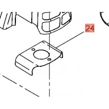 Schermo Termico decespugliatore Shindaiwa T450