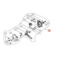 Acceleratore Completo Decespugliatore BP35  Shindaiwa