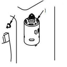 Motore Elettrico per Abbacchiatore Castellari